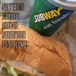 Try Subway's Sublime Carved Turkey Sandwich and Give Back to Food Banks Canada #NationalSandwichDay #Giveaway