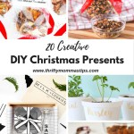20 Creative DIY Christmas Presents