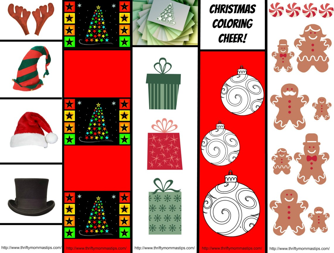 christmas_bookmarks