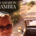 Tracking the White Rhinoceros – A Safari Adventure in Zambia #TTOT #travel