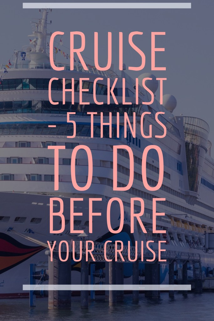 cruise_checklist