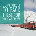Don't Forget to Pack These for Holiday Travel #ChurchandDwight #Giveaways