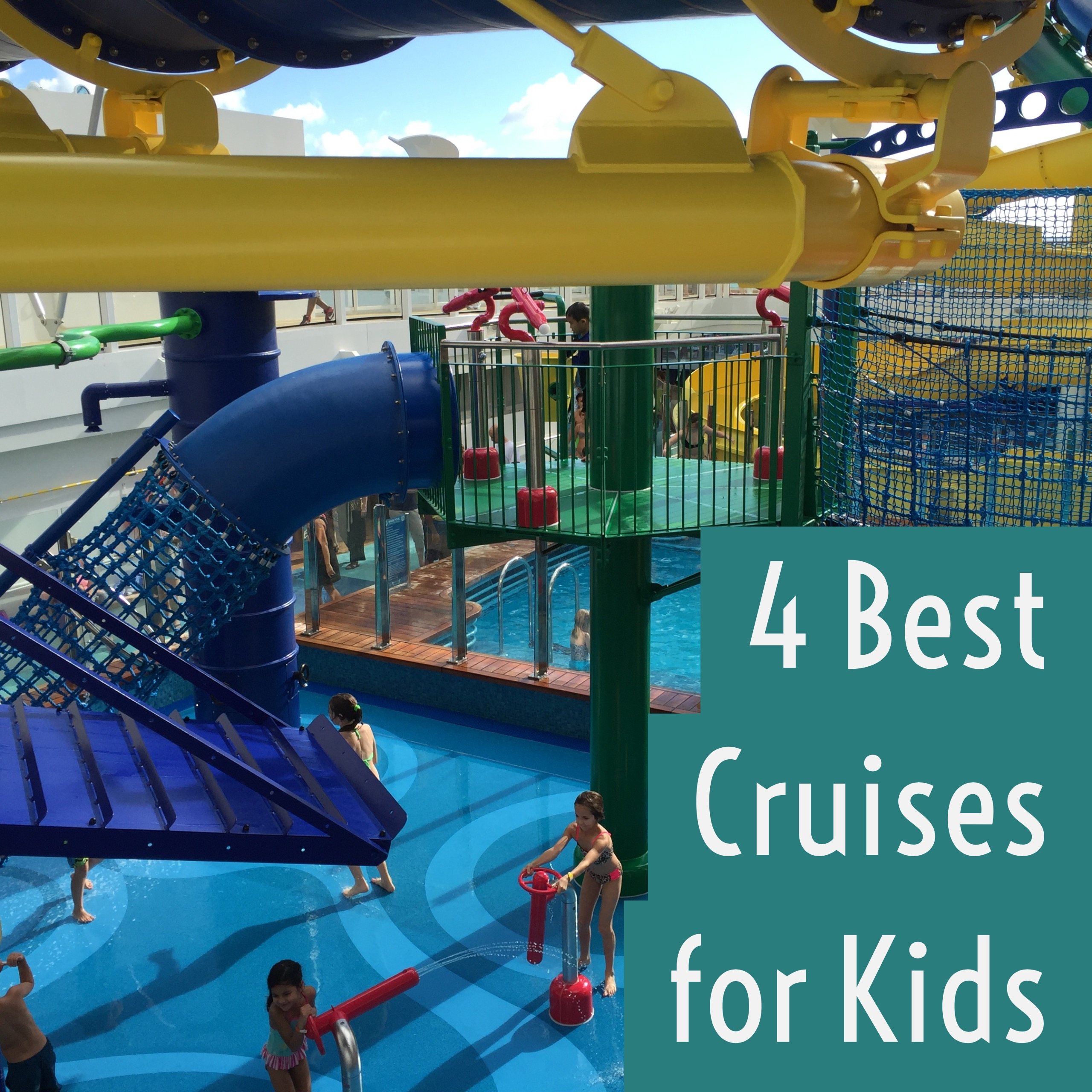 Best Cruises For Kids Cruise Lines That Kids Will Love TTOT - Best cruise ship for kids