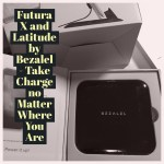 Bezalel's Futura X – A Wireless Charging Pad to Make Life Easier #TakeCharge