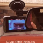 MiVue 480 DashCam – Safe Technology for Your Drive #Giveaways