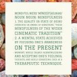 MINDFULNESS – What's Your Word of the Year?