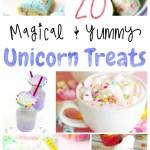 20 Magical Unicorn Treats