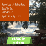Linked Moms Parkbridge Life Twitter Party – Save The Date – April 26th at 8 p.m. #ParkbridgeLife
