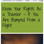 Bumped from a Flight? Know Your Rights As a Traveler