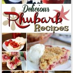 31 Best Rhubarb Recipes on the Planet