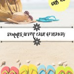 WIN BIG! $425 USD Summer Lovin' Cash Giveaway #SummerLovinCash