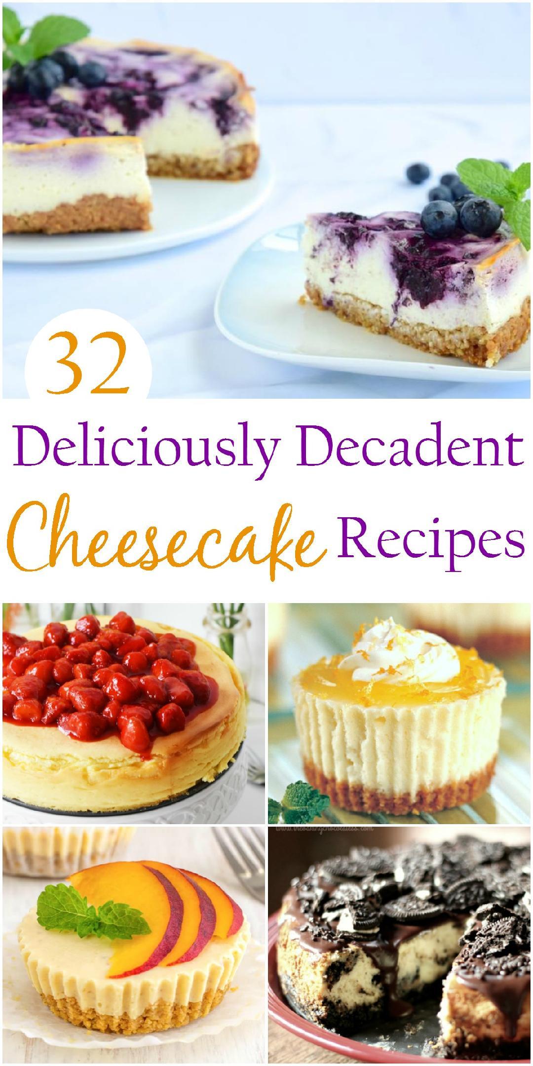 decadent_cheesecake_recipes