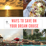 How to Save Money on Your Dream Cruise Now