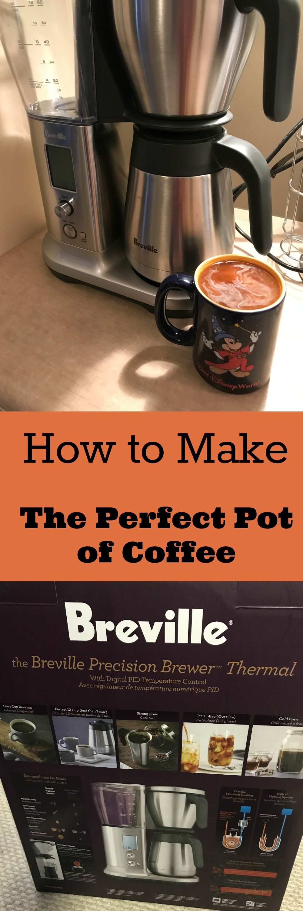 Perfect Coffee At Home With Breville Precision Brewer Thrifty