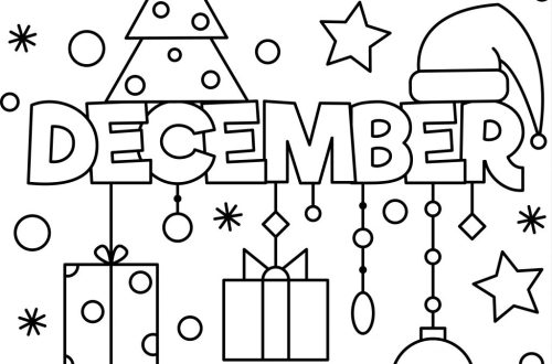 December_colouring_sheet