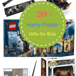 20 + Harry Potter Gifts for Kids and Fans