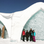 Where in Canada Can You Stay in a Hotel Made of Ice?