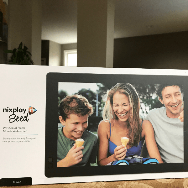 nix play_seed_smart_photo_frame_box