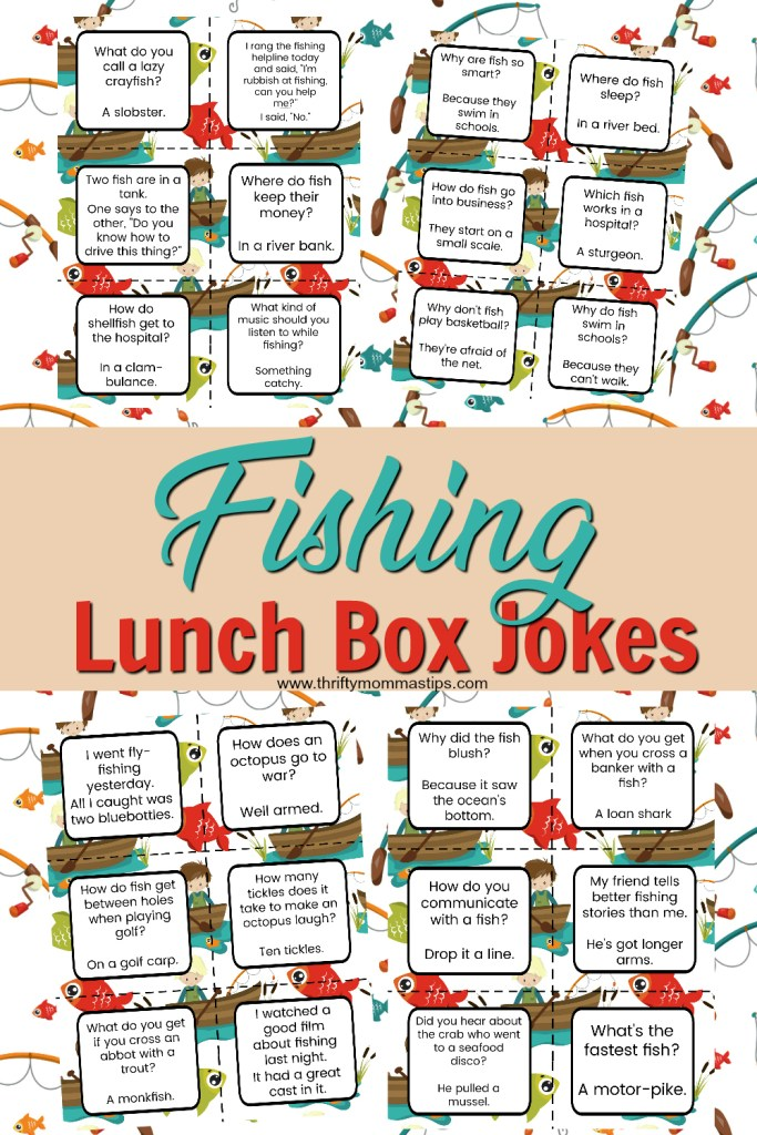 fishing jokes for kids
