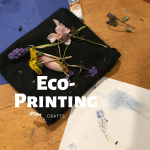 Easy Fun Eco-Printing Craft for Youth and Up