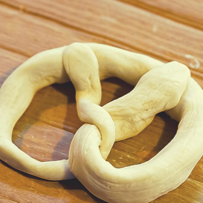 how to make soft pretzels in a bread maker