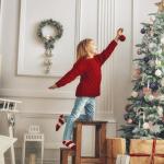 Printable Christmas Tree Activity for Kids