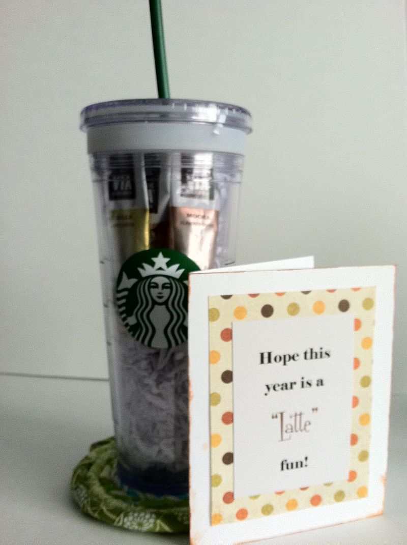 Teacher Gift Ideas Coffee Lovers Thrifty NW Mom