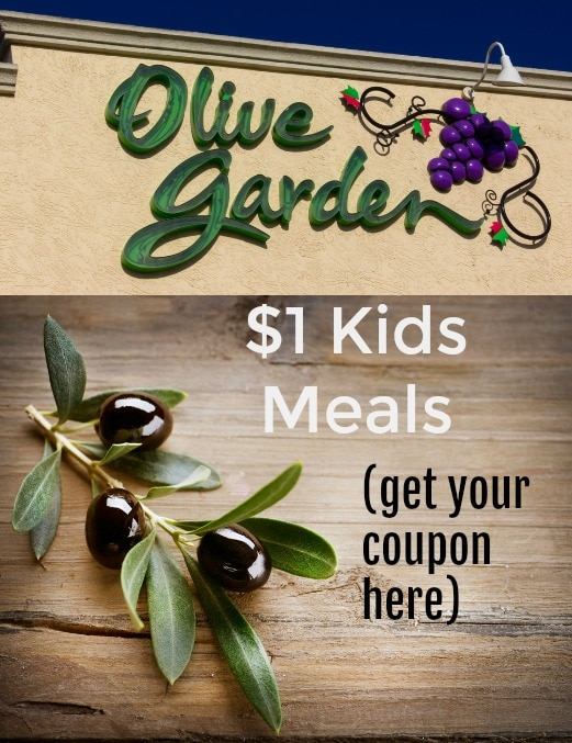 Birthday Olive Garden Coupon