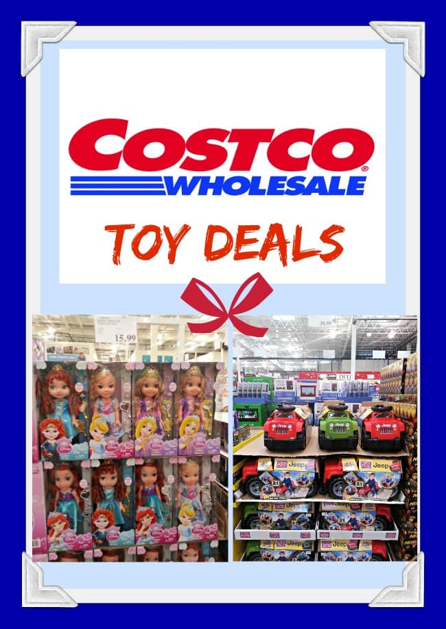 Costco Toys 2014  Big List of Costco Christmas Toys This Year