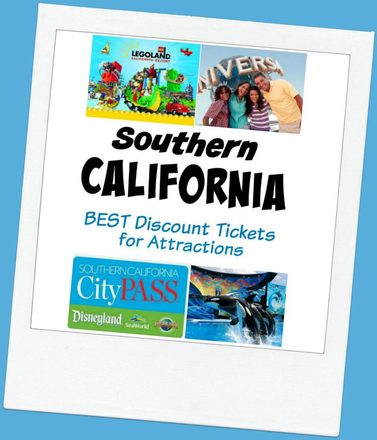 Southern California Attraction Discounts  Universal