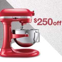 Kitchen Aid Costco Curtains Cheap Professional Kitchenaid Mixer - $199 ($250 Off) 2 Days ...
