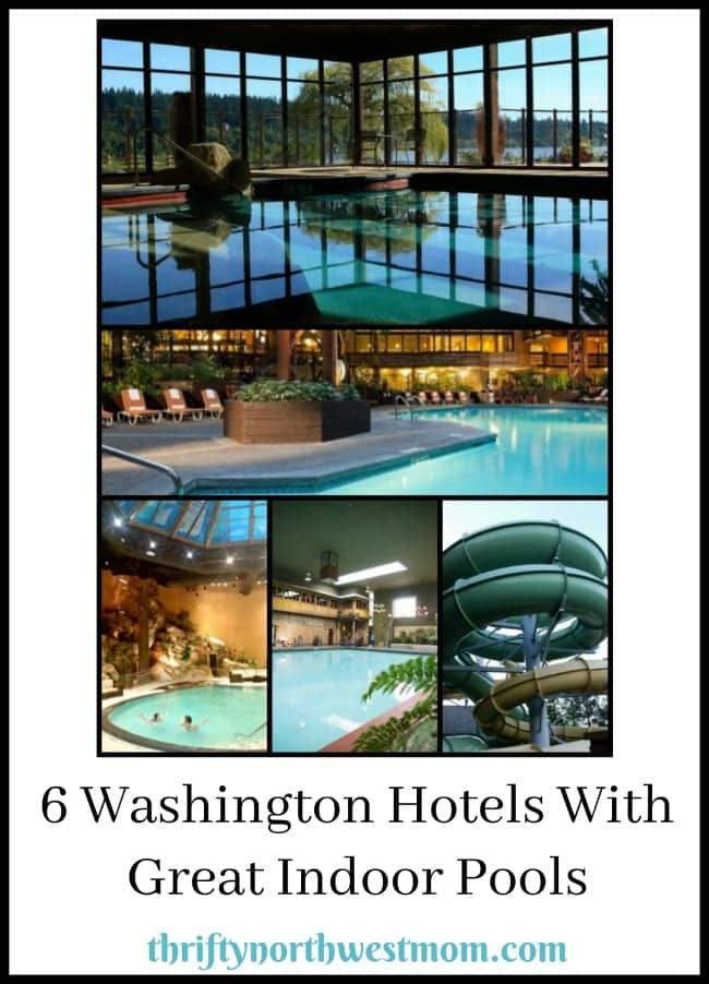8 Oregon Hotels With Indoor Pools Kids Will Love A Few