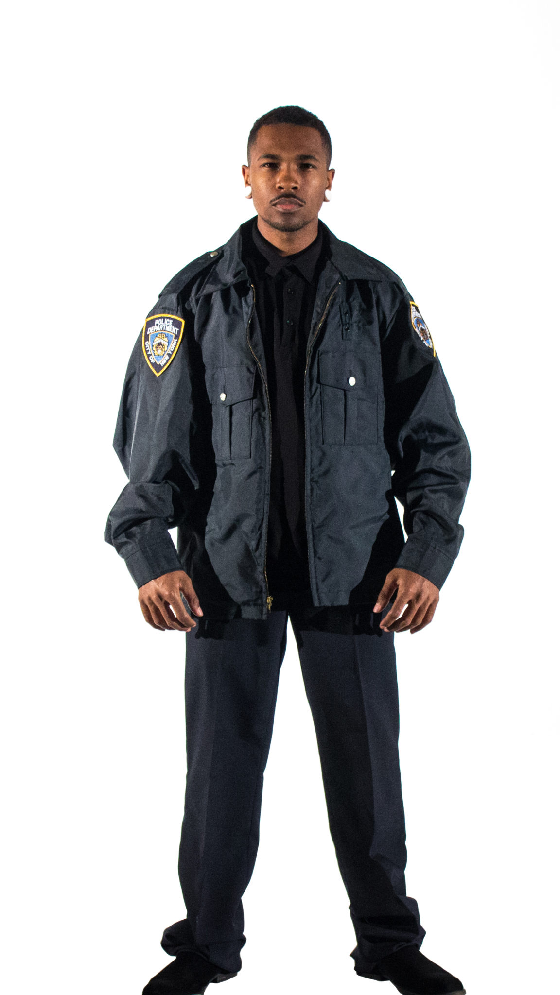 Police Jacket Rentals