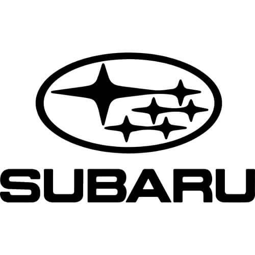 Supercars Gallery: Subaru Decals