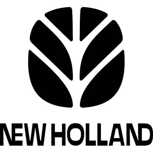 new holland tractors decal