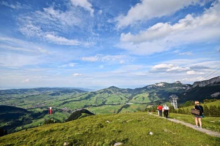 Berggasthaus Aescher thrifty traveler