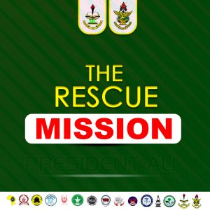 Watch Video: Ibrahim Ali Unveils his Second Coming; The Rescue Mission Agenda
