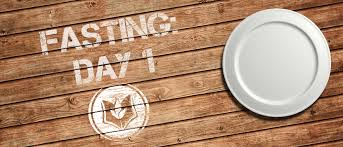The One Two Three Guide to Fasting