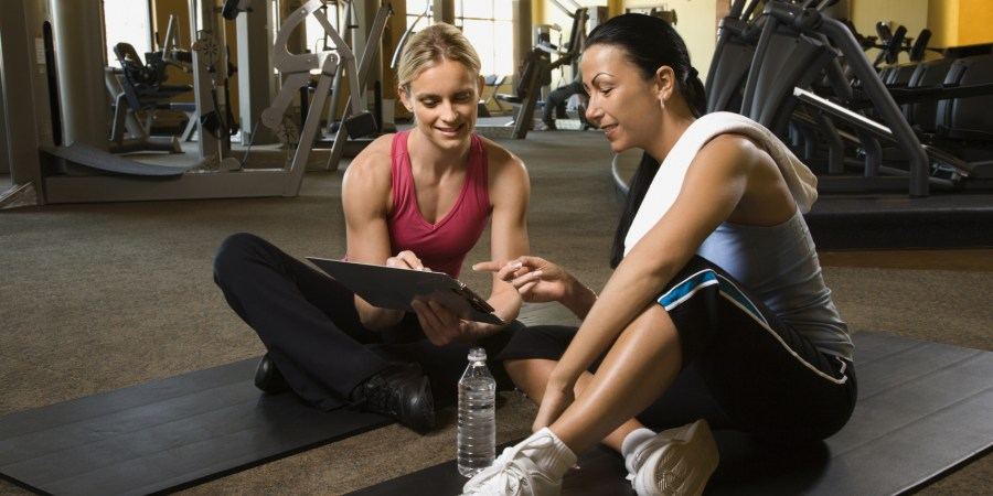 4 Ways To Thank Your Personal Trainer Coach Get Your Fi
