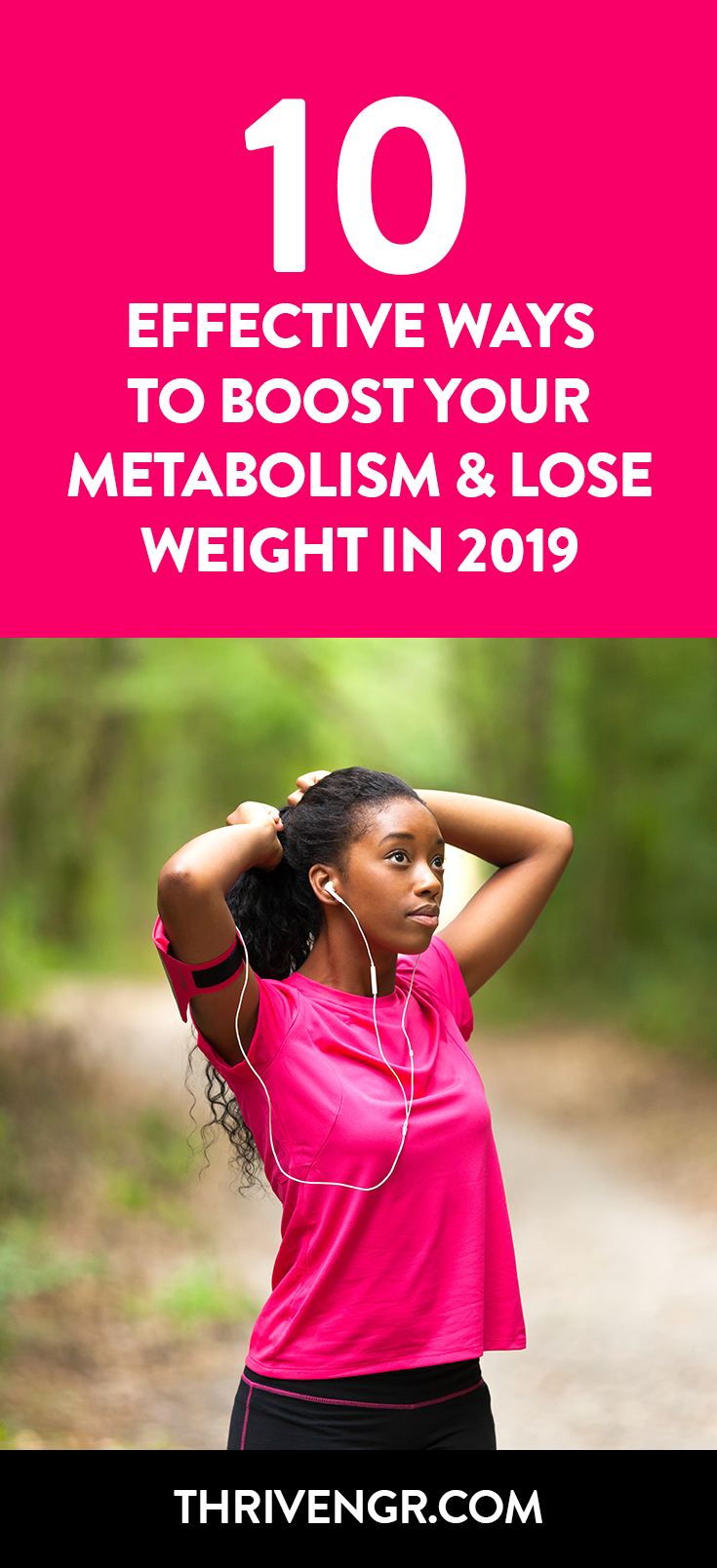 Boost Your Metabolism and Lose Weight in 2019
