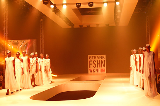 GTBank fashion weekend pictures