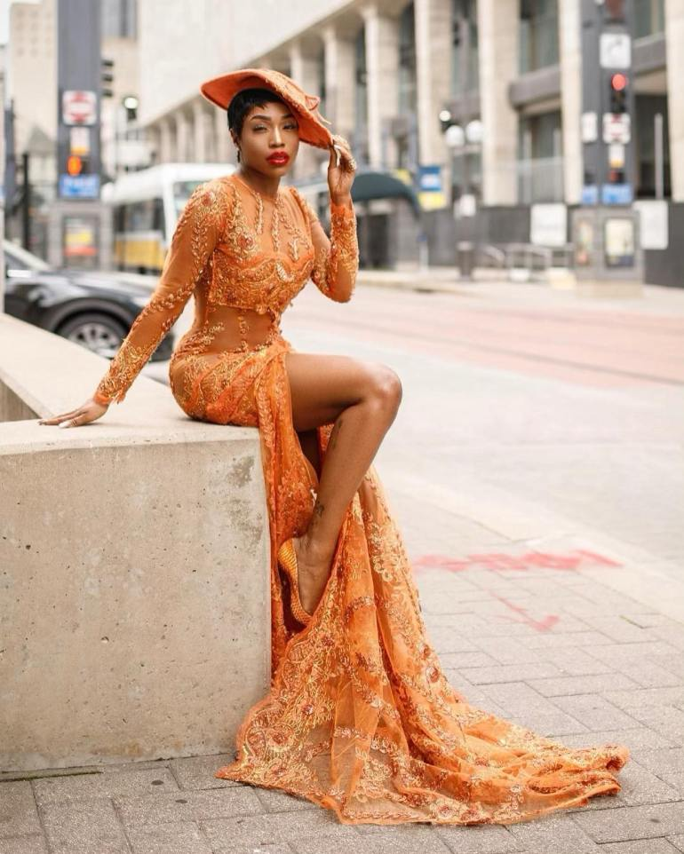 fashionistas with african roots
