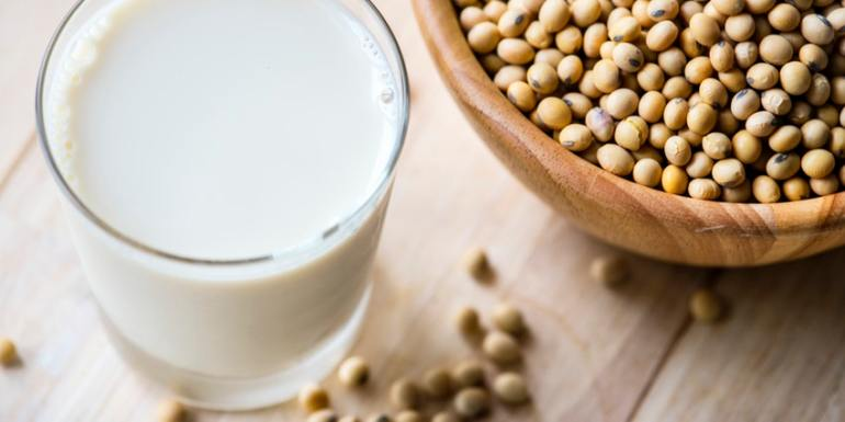 soy products vitamin d foods