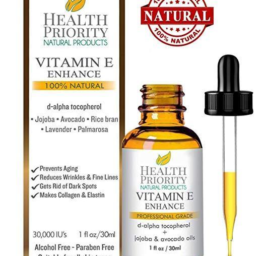 Healthy Priority Vitamin-E oil