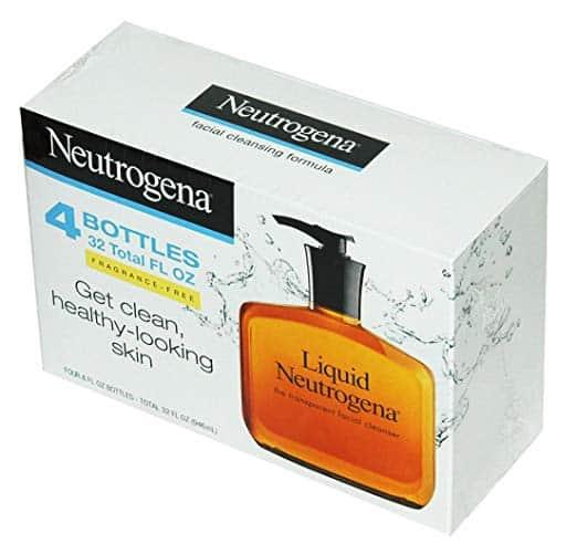 Neutrogena Fragrance Free Liquid Neutrogena