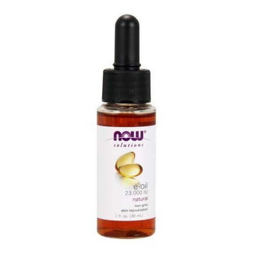 Now foods vitamin E oil