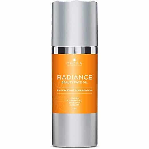 Organic Anti-aging Face Oil Serum With Vitamin C