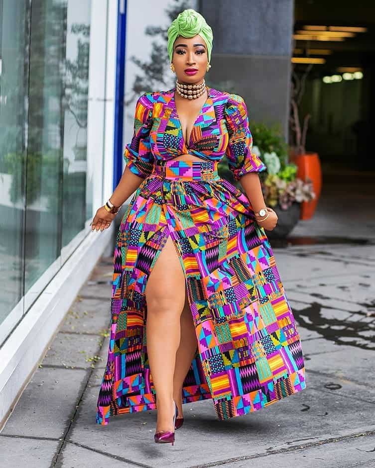 50 Latest Ankara Style Designs For 2019 (Updated) | Thrive Naija