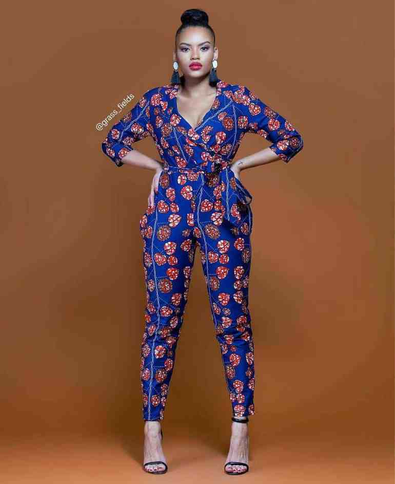 15 latest ankara jumpsuit