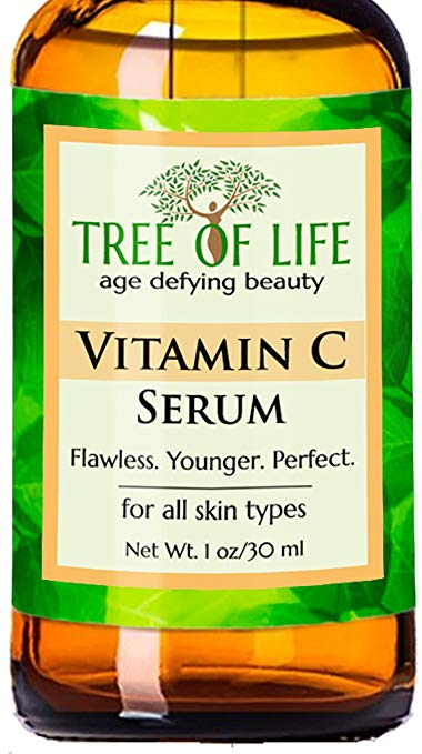 ToLB Vitamin C Serum for Face with Hyaluronic Acid